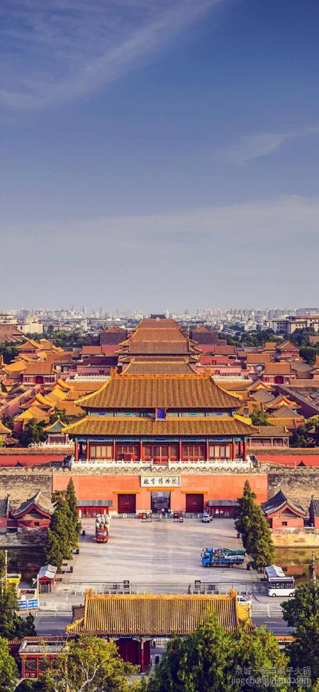 北京故宫图